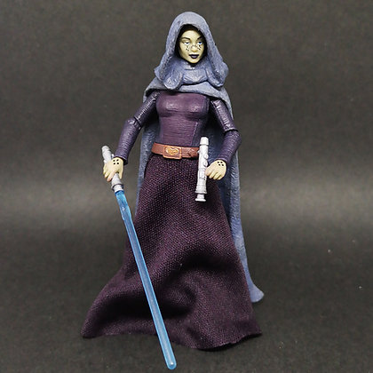 """VC51 vintage collection BARRISS OFFEE (jedi padawan) 3.75"""" Attack of the Clone"""