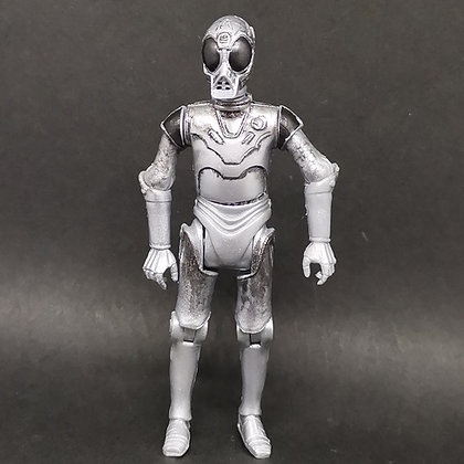 """VC197 vintage collection DEATH STAR DROID rotj 3.75"""" 50th ANNIVERSARY"""