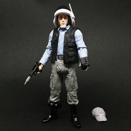 VC183 vintage collection REBEL FLEET TROOER (Tantive IV Hallway) Rogue One 3.75""