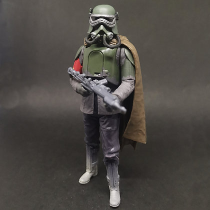 """Solo A Star Wars Story HAN SOLO MUDTROOPER mimban 3.75"""" Force Link 2.0 (target)"""
