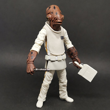 """VC22 vintage collection ADMIRAL ACKAR 3.75"""" Return of the Jedi"""