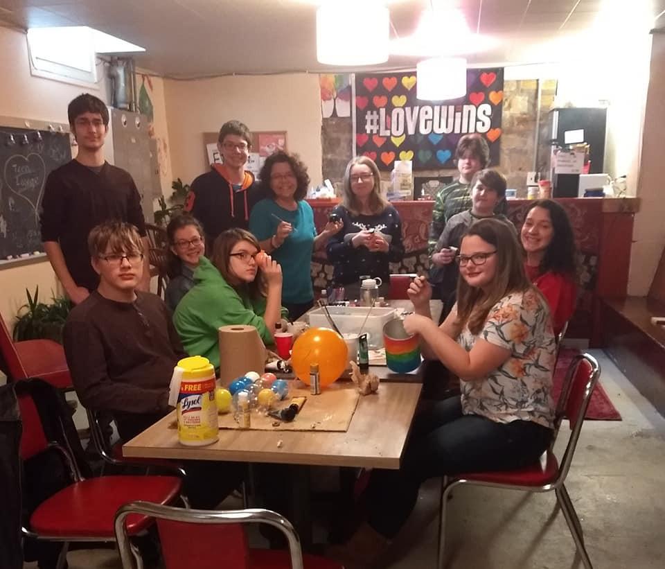 Meadville Area Teen Lounge