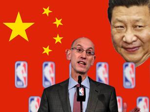 BOMBSHELL: NBA Pretends to be Shocked Communist Dictatorship Operates like Communist Dictatorship