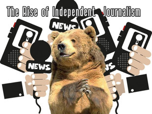 The Rise of Independent Journalism