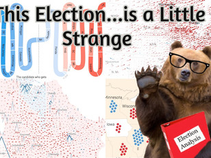 This Election is.... a Little Strange