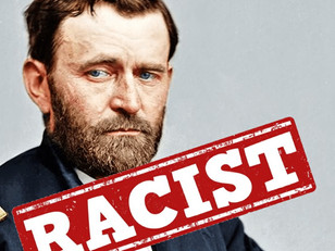 Monument Madness Continues - Ulysses Grant now racist, mass murdering communists still okay