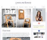 Caroline_MUNOZ_INFINE_design_objet_chais