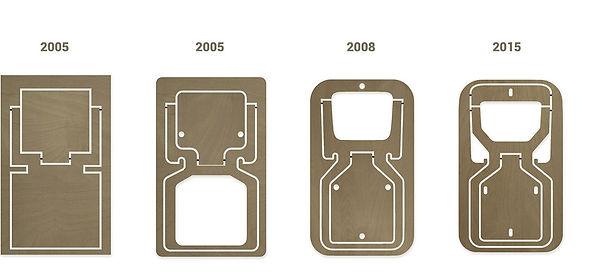 INFINE design objet évolution dessin Desile designer