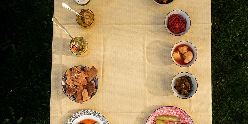 Workshop Saures Gemüse Kimchi, Sauerkraut, etc. Volkshochscule Götzis