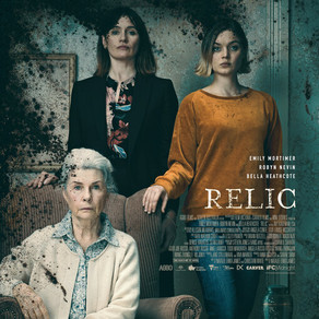 Kierre's Review of Relic ★★½