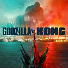 Jason's Review of Godzilla vs. Kong 2021 ★★★½