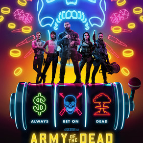 Jason's Review of Army of the Dead 2021 ★★★★★
