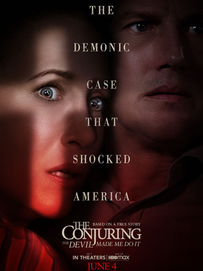 Jason's Review of The Conjuring: The Devil Made Me Do It 2021 ★★★★
