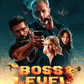 Jason's Review of Boss Level 2021 ★★★½