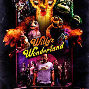 Jason's Review of Willy's Wonderland 2021 ★★★★