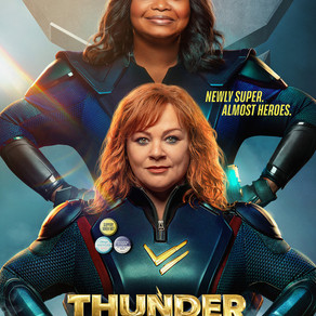 Jason's Review of Thunder Force 2021 ★½