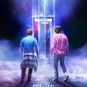 Jason's Review of Bill & Ted Face the Music ★★★★½