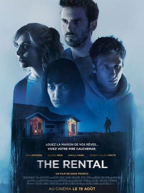 Kierre's Review of The Rental ★★★½