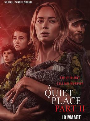 Jason's Review of A Quiet Place Part II 2020 ★★★★
