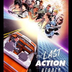 Jason's Review of In Search of the Last Action Heroes ★★★½