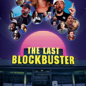 Jason's Review of The Last Blockbuster 2020 ★★½