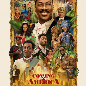 Jason's Review of Coming 2 America 2021 ★½