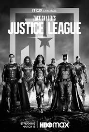 Jason's Review of Zack Snyder's Justice League 2021 ★★★★★
