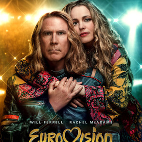 Kierre's Review of Eurovision Song Contest The Story of Fire Saga ★★½