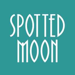 logo spotted moon