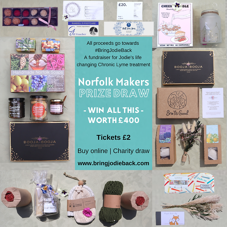 Norfolk Makers Prize Draw
