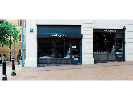 New shop in UK