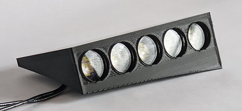 Trail Series Roof Light System - Two Piece