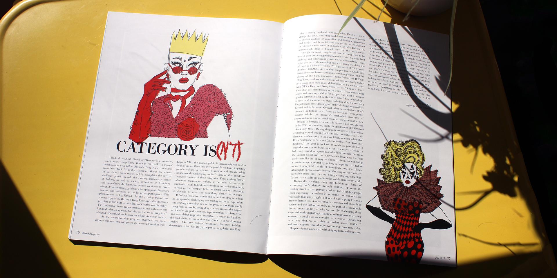 SHEI Magazine