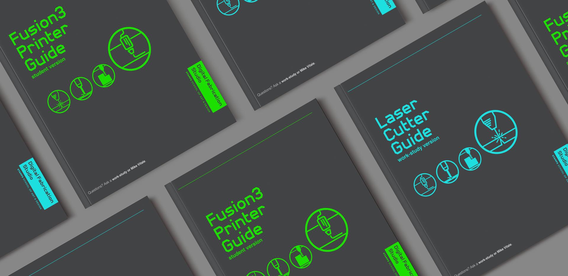 Digital Fabrication Studio Guides