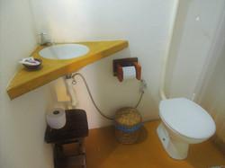 Quarto 1 - Banheiro interno