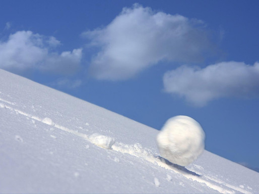 12- Using A Snowball to Pay-off Your Debts