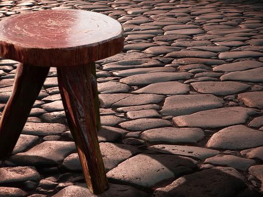 243- The Rickety Three-Legged Stool of Retirement Savings