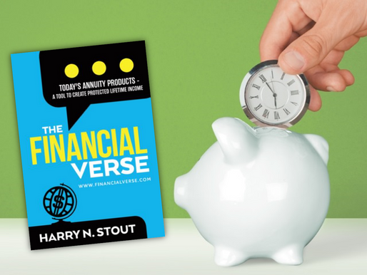 171- FinancialVerse Launches New Book on Today's Annuities to Help Consumers