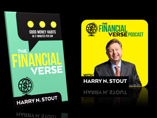 244- FinancialVerse Publishes a New Book and Introduces the FinancialVerse Podcast