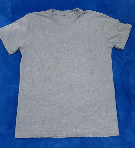 Camiseta Básica em Algodão