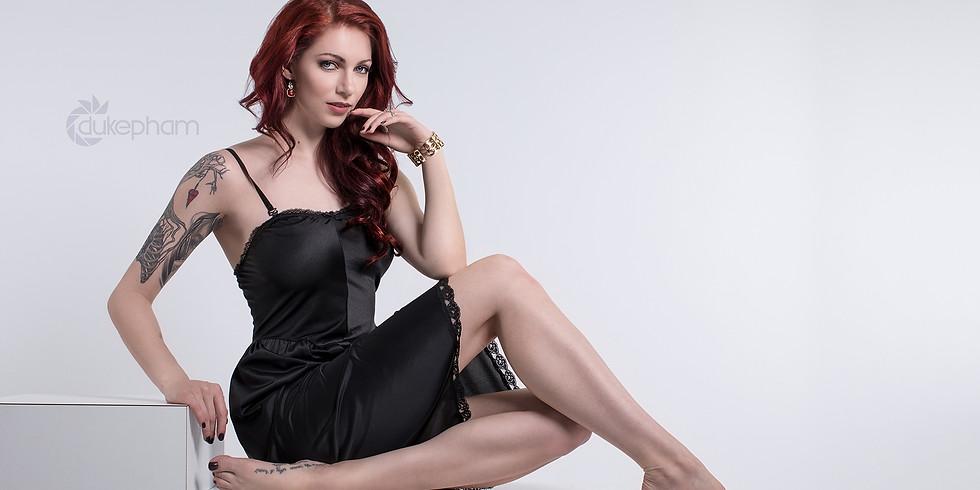 Glamour & Fashion Studio Shootout With Ariel Virus