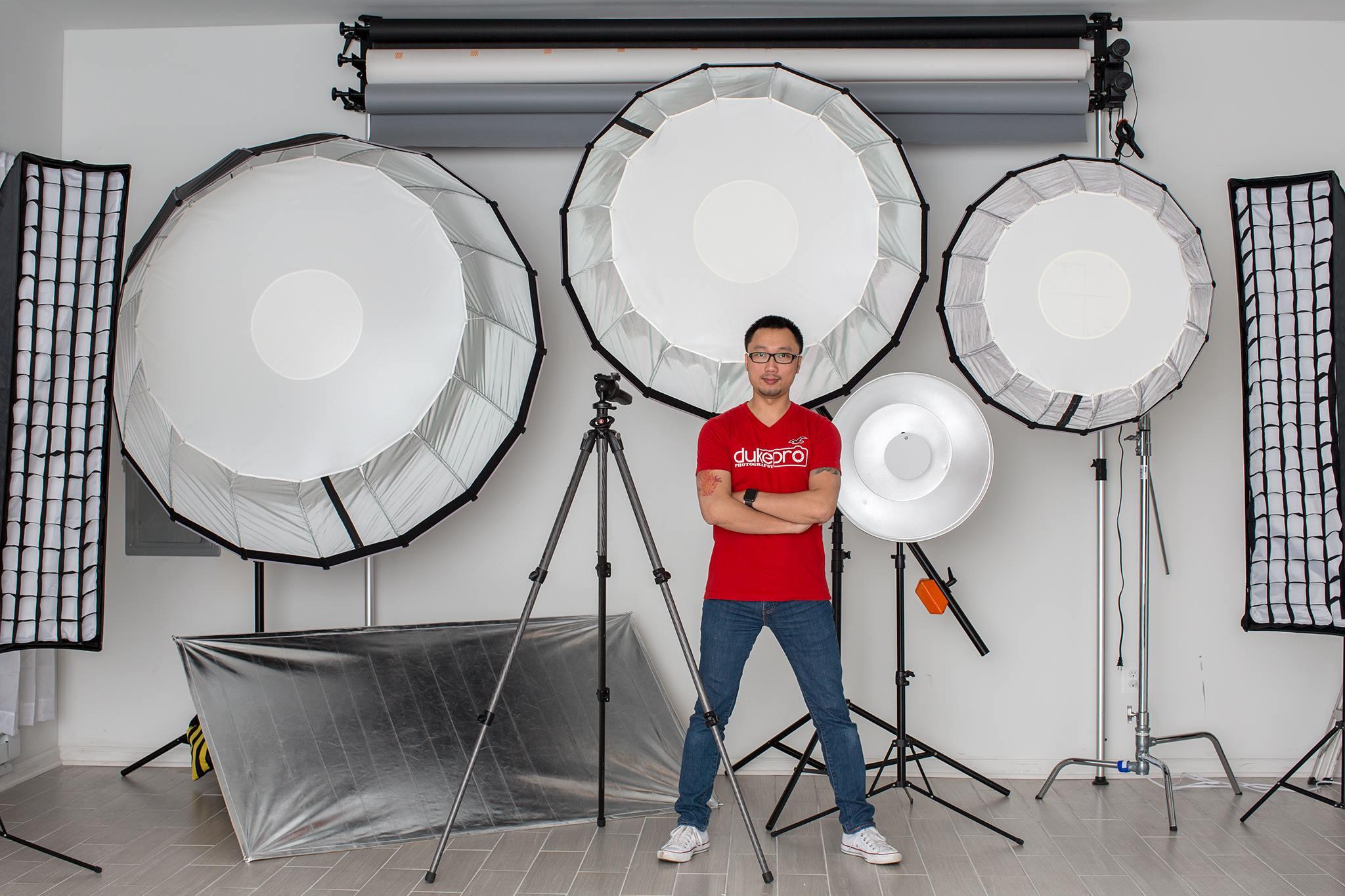 Studio Lighting 101