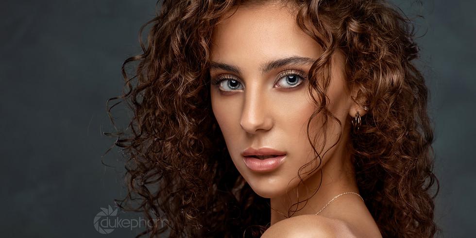 Beauty and Fashion Portrait With Jullianna Nicole