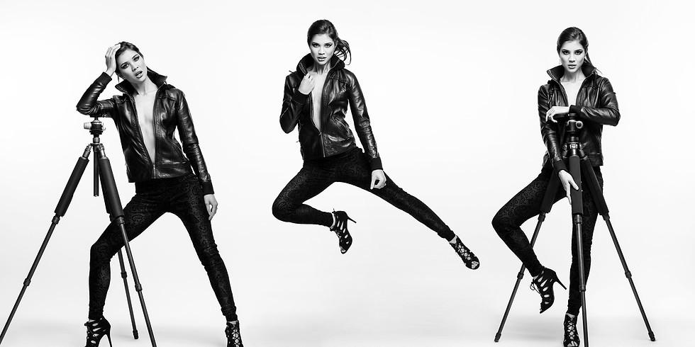 Glamour & Fashion Portrait Shootout With Josephine Adeline