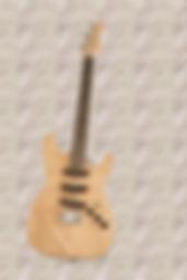 McCrerie Acer Electric Guitar