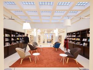 Facelift Bibliothek