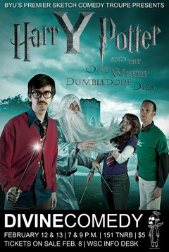 HarrY Potter and the One Where Dumbledore Dies