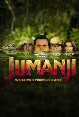 Jumanji: Welcome to the Promised Land