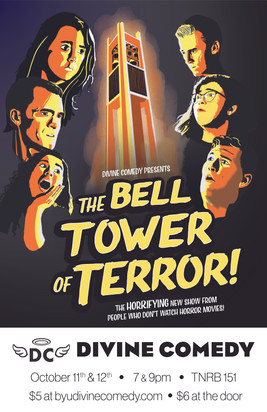 The Bell Tower of Terror!