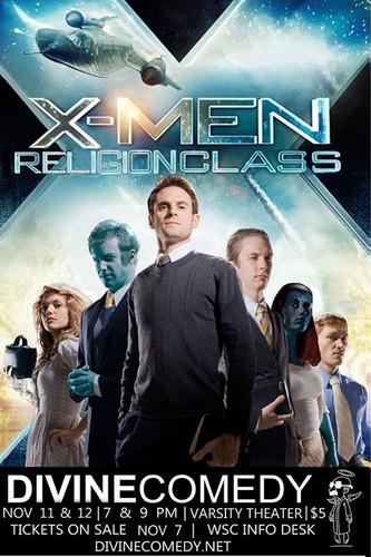X-Men: Religion Class